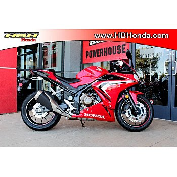 2019 Honda CBR500R for sale 200773959