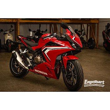 2019 Honda CBR500R for sale 200796643