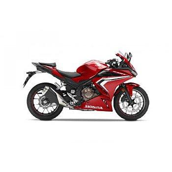 2019 Honda CBR500R for sale 200808763