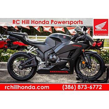 2019 Honda CBR600RR for sale 200801855