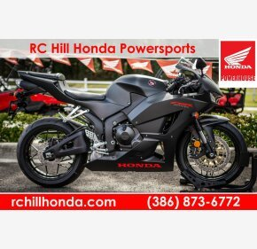 2019 Honda CBR600RR for sale 200801858
