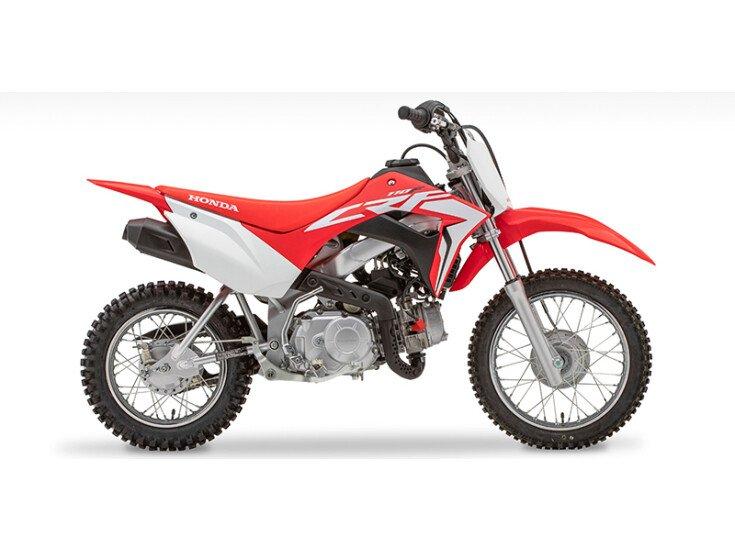 2019 Honda CRF110F 110F specifications