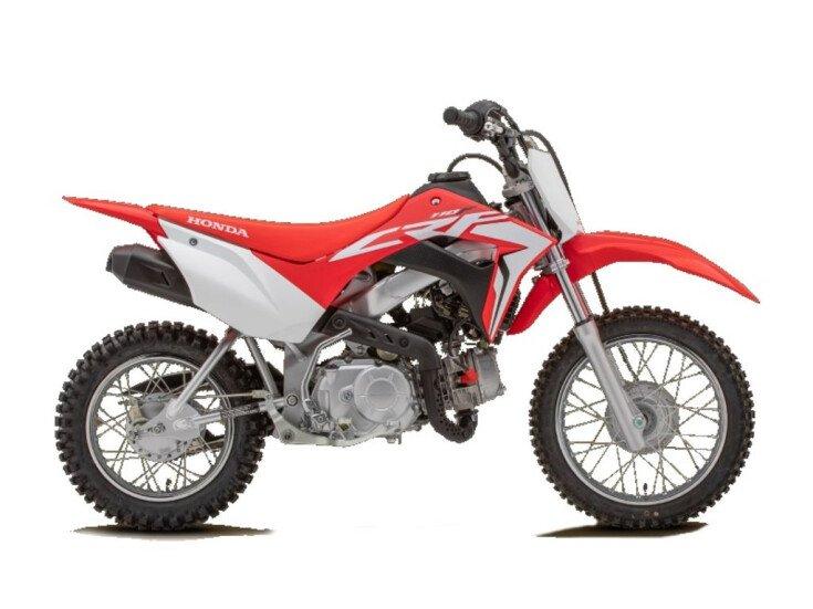 2019 Honda CRF110F for sale 201080991