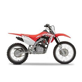 2019 Honda CRF125F for sale 200719951