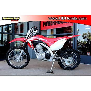 2019 Honda CRF125F for sale 200774079