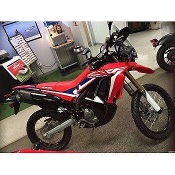 2019 Honda CRF250L for sale 200761904