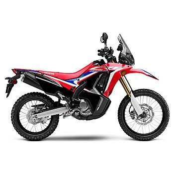 2019 Honda CRF250L Rally for sale 200807908