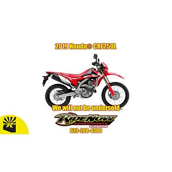 2019 Honda CRF250L for sale 200808420