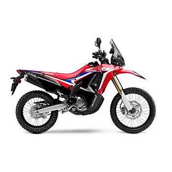 2019 Honda CRF250L for sale 200819048
