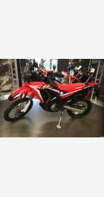 2019 Honda CRF250L for sale 200931083