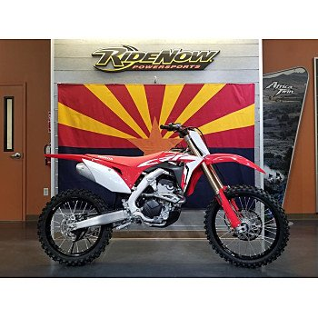 2019 Honda CRF250R for sale 200657307