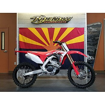 2019 Honda CRF250R for sale 200657336