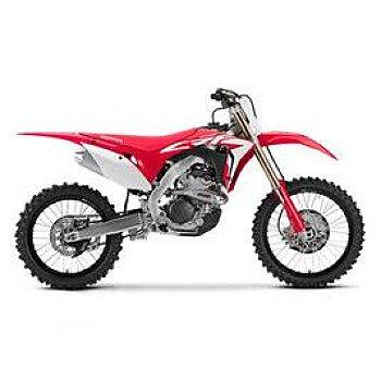 2019 Honda CRF250R for sale 200681240