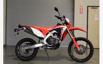2019 Honda CRF450L for sale 200657722