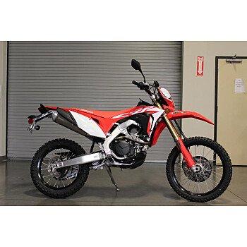 2019 Honda CRF450L for sale 200662276