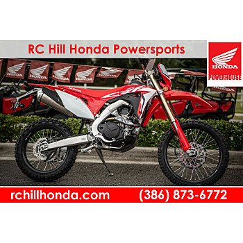2019 Honda CRF450L for sale 200712737