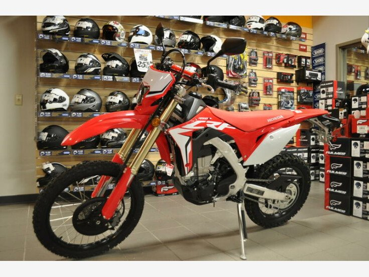 2019 Honda CRF450L for sale near Cedarburg, Wisconsin 53012