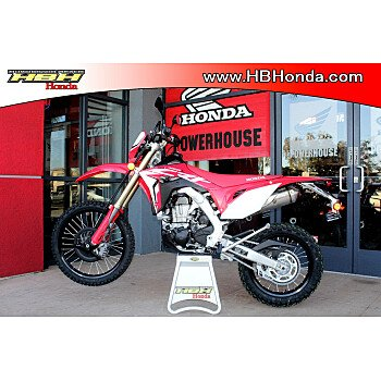 2019 Honda CRF450L for sale 200773986