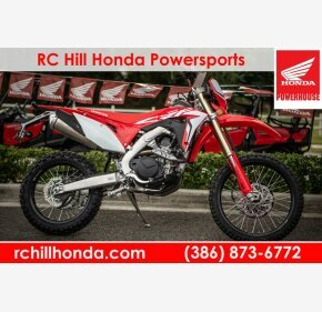 2019 Honda CRF450L for sale 200820900