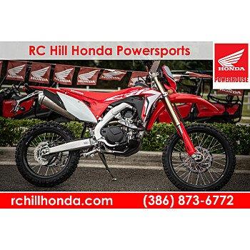 2019 Honda CRF450L for sale 200820900