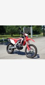 2019 Honda CRF450L for sale 200912852