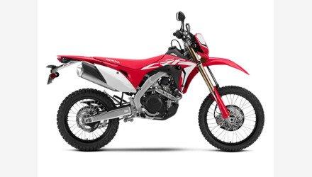 2019 Honda CRF450L for sale 200917362