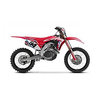 2019 Honda CRF450R for sale 200607753
