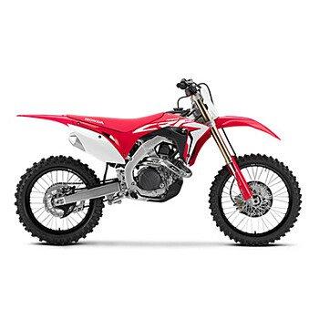 2019 Honda CRF450R for sale 200614750