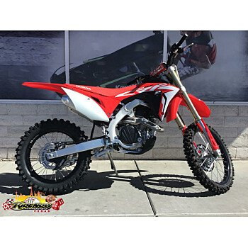 2019 Honda CRF450R for sale 200628616
