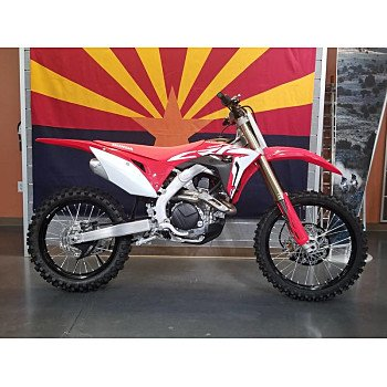 2019 Honda CRF450R for sale 200656917