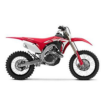 2019 Honda CRF450R for sale 200672154