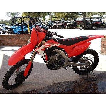 2019 Honda CRF450R for sale 200702712