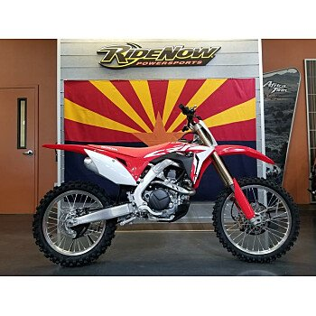 2019 Honda CRF450R for sale 200721087