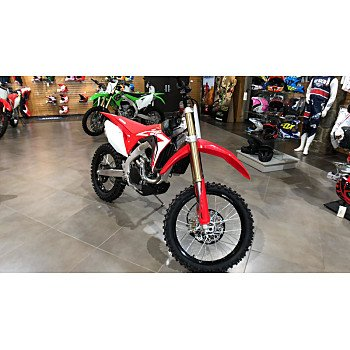 2019 Honda CRF450R for sale 200687410