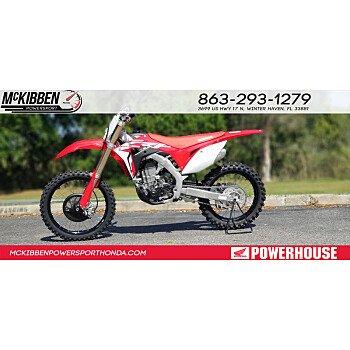 2019 Honda CRF450R for sale 200726533