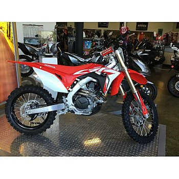 2019 Honda CRF450R for sale 200776954