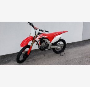2019 Honda CRF450R for sale 200811657