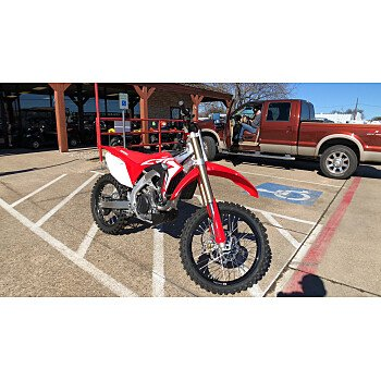 2019 Honda CRF450R for sale 200831989