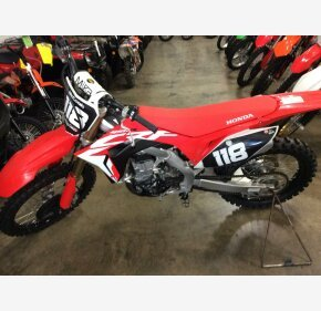 2019 Honda CRF450R for sale 200850080