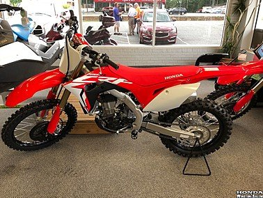 2019 Honda CRF450R for sale 200895272