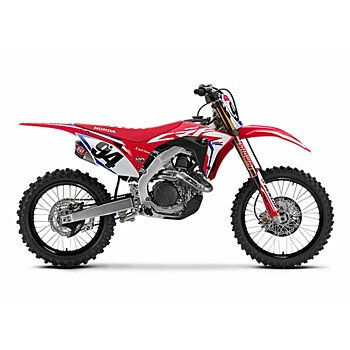 2019 Honda CRF450R for sale 200937004