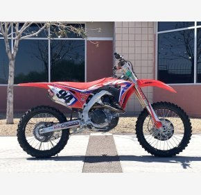 2019 Honda CRF450R for sale 200967102