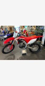 2019 Honda CRF450R for sale 201009332