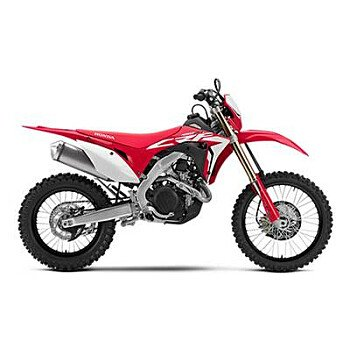 2019 Honda CRF450X for sale 200663040