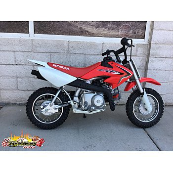 2019 Honda CRF50F for sale 200612624