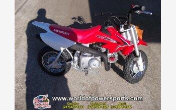 2019 Honda CRF50F for sale 200637554