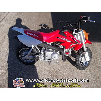 2019 Honda CRF50F for sale 200703171