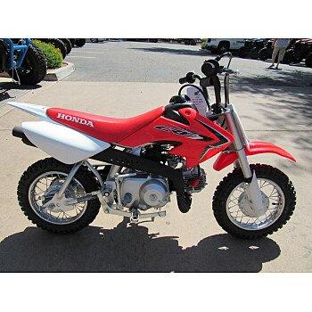 2019 Honda CRF50F for sale 200720010