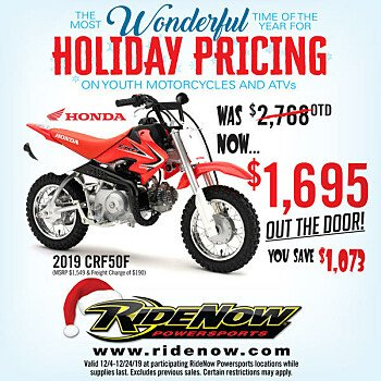 2019 Honda CRF50F for sale 200705135