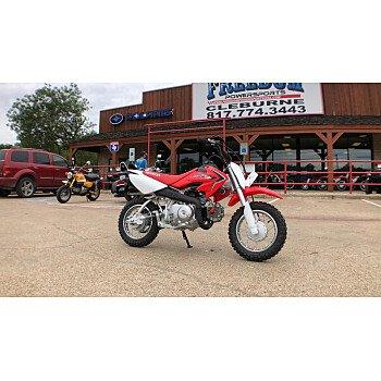 2019 Honda CRF50F for sale 200749059